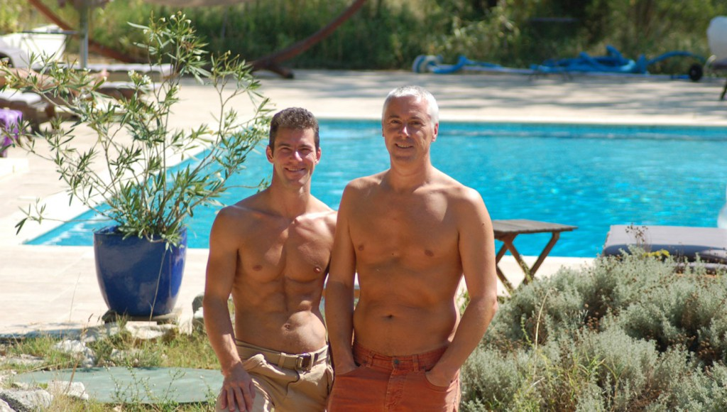Lotus tree Gay Guesthouse in south of france